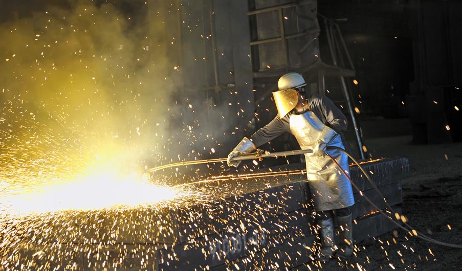 Arbeitsschutz für die Industrie
