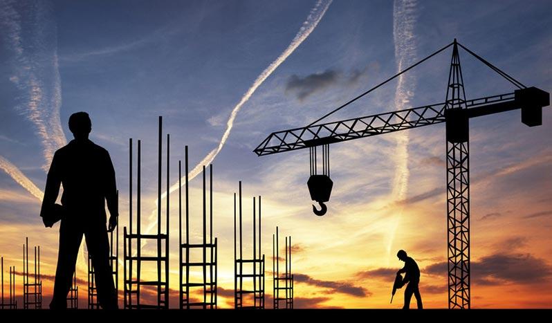 arbeitsschutz für den Bau