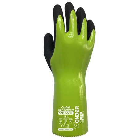 Wonder Grip® WG-658L Chem Defender